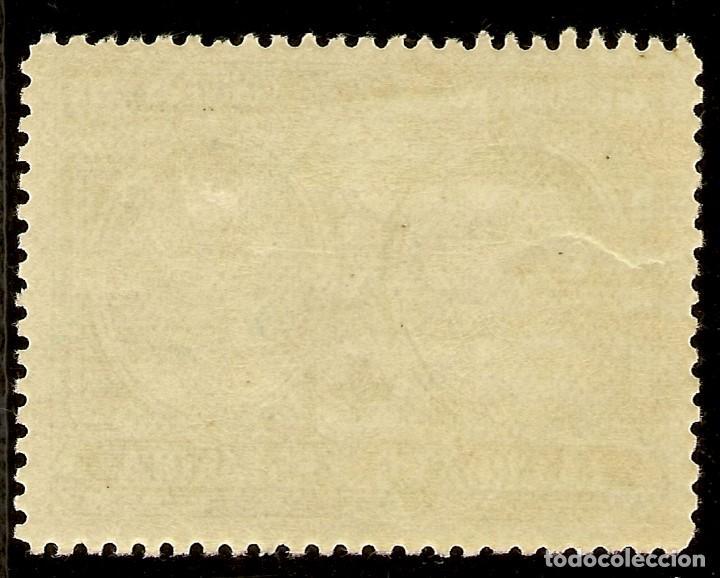 Sellos: ESPAÑA Edifil 332* Mh 30 Céntimos Verde Pro Cruz Roja 1926 NL1117 - Foto 4 - 170302828