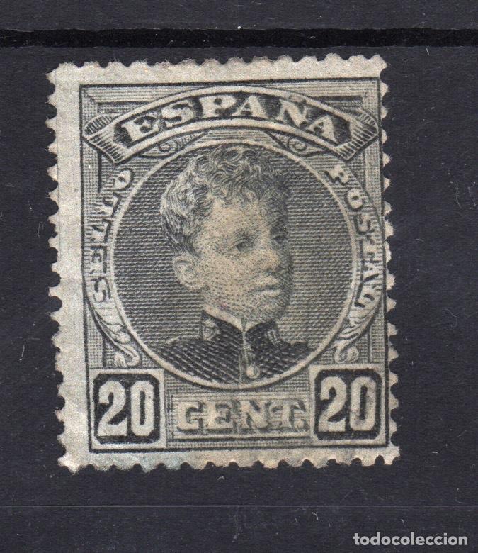 1901-1905 ALFONSO XIII TIPO CADETE EDIFIL 247* VC 54,00€ (Sellos - España - Alfonso XIII de 1.886 a 1.931 - Nuevos)