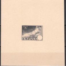 Sellos: ESPAÑA, 1930 PRUEVA DE PUNZON, QUINTA DE GOYA, . Lote 171140079