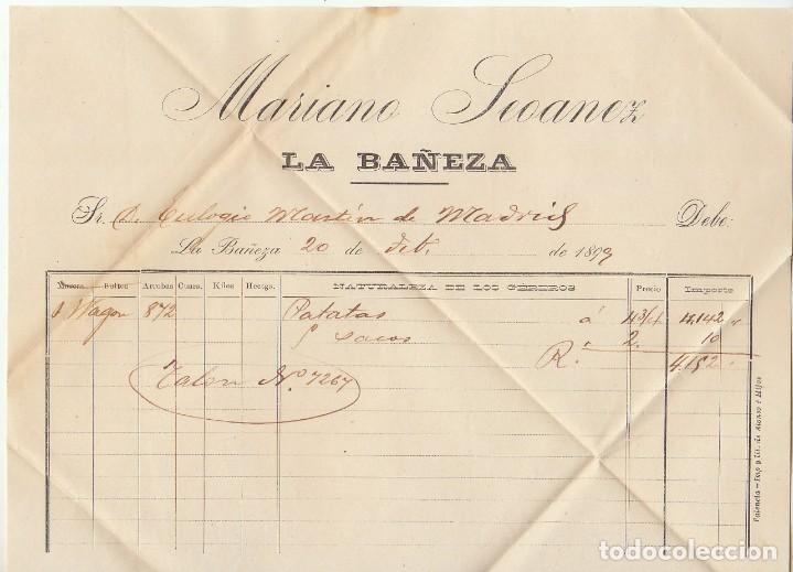 Sellos: Sellos 219-240. ALFONSO XIII. LA BAÑEZA (LEÓN) a MADRID.1900. - Foto 4 - 171252194
