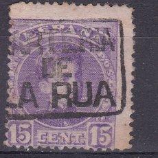 Sellos: AA7- ALFONSO XIII CADETE MATASELLOS CARTERÍA IP DE LA RUA ORENSE. Lote 171487725