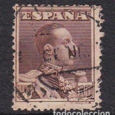 Sellos: 1922-30. ALFONSO XIII 10 PESETAS SELLO USADO TIPO VAQUER EDIFIL Nº 323. Lote 171769007