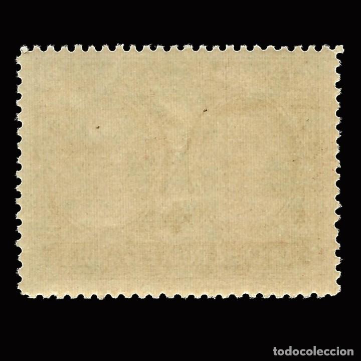 Sellos: Sellos España.1926. Pro Cruz Roja Española.30c. verde azul.Nuevo**. Edifil 332 - Foto 2 - 172674417