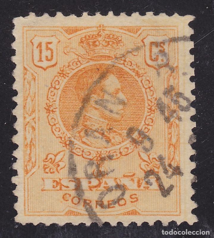 A50 MEDALLÓN MUY RARO MATASELLOS DE ORAN (Sellos - España - Alfonso XIII de 1.886 a 1.931 - Usados)