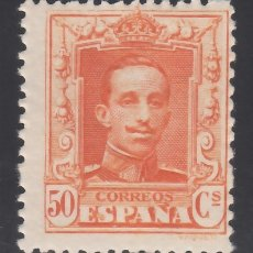 Timbres: ESPAÑA, 1922-1930 EDIFIL Nº 320 /**/, ALFONSO XIII, TIPO VAQUER. . Lote 174271613
