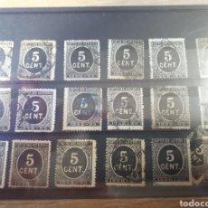 Sellos: SELLOS DE ESPAÑA AÑO 1898 ED.236 USADOS LOT.N.10025. Lote 175309705