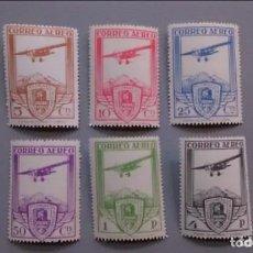 Sellos: ESPAÑA - 1930 - ALFONSO XIII - EDIFIL 483/488 - R - SERIE COMPLETA - MNH** - NUEVOS.. Lote 176110328