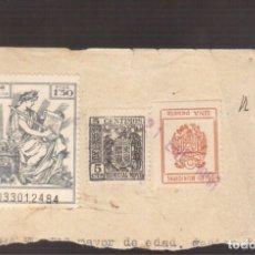 Sellos: SELLOS MUY ANTIGUOS DE PAGOS . Lote 176767580