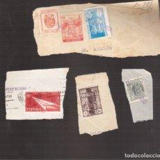 Sellos: SELLOS MUY ANTIGUOS DE PRIMER C ENTENARIO . Lote 176768705
