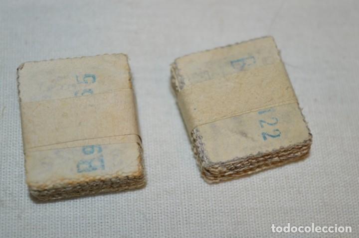 Sellos: Oportunidad 1000 Sellos - ALFONSO XIII - Tipo MEDALLÓN - 20 Cts, Reverso numerados, en pastillas 100 - Foto 13 - 176814012