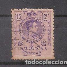 Sellos: SELLO DE 15 CENTIMOS DE ALFONSO XIII - USADO. Lote 177683267