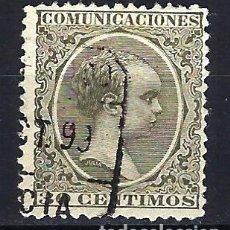 Sellos: ESPAÑA - 1889-1899 - ALFONSO XIII 'PELÓN' - 30 CENTIMOS - EDIFIL 22 - USADO. Lote 179382105