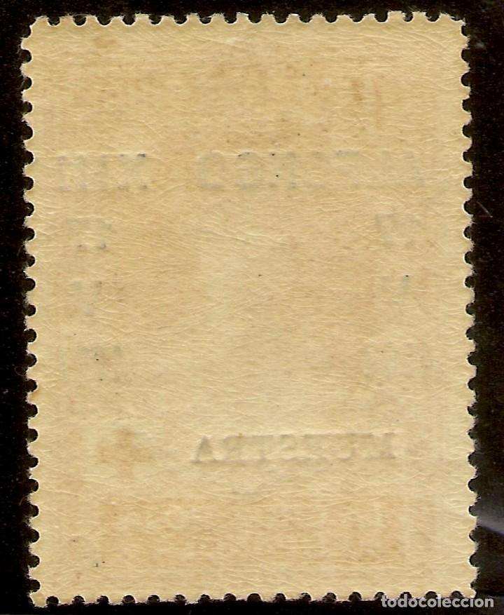 Sellos: España Edifil Especializado 360M** Mnh 4 Pesetas Carmín MUESTRA Jubileo 1927 NL999 - Foto 2 - 179947845
