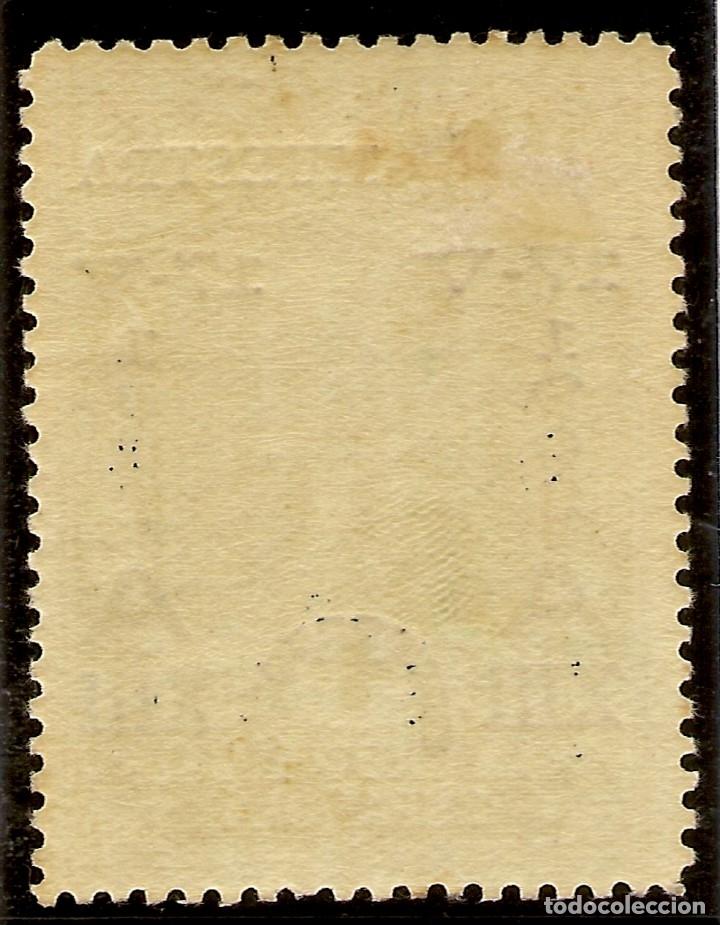 Sellos: Edifil Especializado 352M** Mnh MUESTRA 10 Céntimos Verde Jubileo 1927 NL1243 - Foto 2 - 179953158