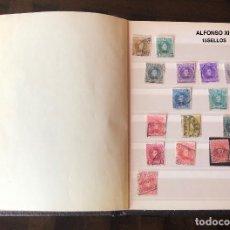 Sellos: ALFONSO XIII-1(16SELLOS)(16€). Lote 180264316
