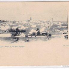 Sellos: F6-77-POSTAL ALGECIRAS. MARCA CONFERENCIA INTERNACIONAL ALGECIRAS 1906. Lote 186765640