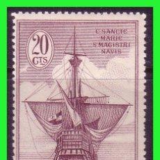 Selos: 1930 DESCUBRIMIENTO DE AMÉRICA, EDIFIL Nº 546 * *. Lote 189393892