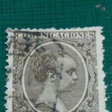 Selos: SELLO ESPAÑA 222. ALFONSO XIII. USADO.. Lote 189629746