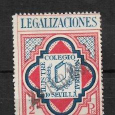Selos: COLEGIO NOTARIAL DE SEVILLA - 15/8. Lote 189639392
