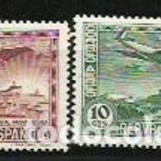 Sellos: ESPAÑA 1931 - EDIFIL 614 Y 615 - CHARNELA. Lote 191166147