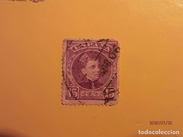ESPAÑA 1901-05 - ALFONSO XIII - TIPO CADETE - EDIFIL 246. (Sellos - España - Alfonso XIII de 1.886 a 1.931 - Usados)