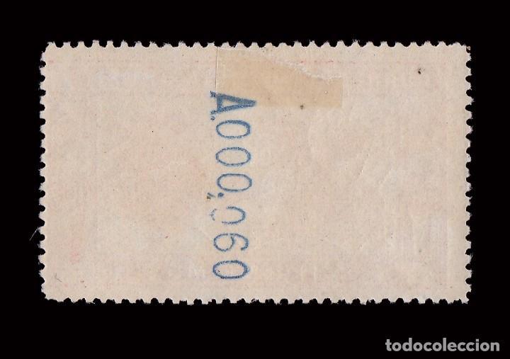 Sellos: 1905.Pegaso.20 c rojo. Nuevo* MH.Edifil. 256 - Foto 3 - 192357086