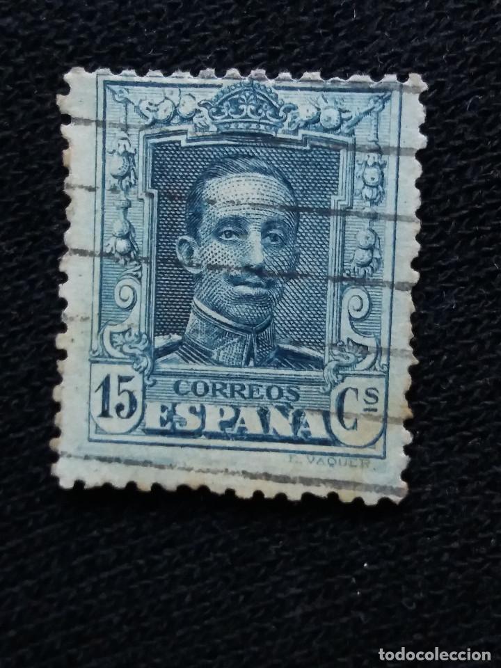 ESPAÑA, 15 CENT, ALFONSO XIII, AÑO 1931. (Sellos - España - Alfonso XIII de 1.886 a 1.931 - Usados)
