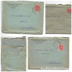 Sellos: LOTE 3 SOBRES CON SELLO DE LA EPOCA - VER FOTOS. Lote 194303901