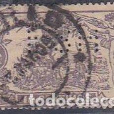Selos: ESPAÑA.- SELLO Nº 259 QUIJOTE PERFORADO E.S.H. MATASELLO MADRID. . Lote 194764462