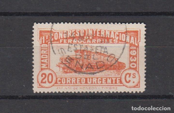 ESPAÑA. EDIFIL 482 US. 20 CTS URGENTE. CATÁLOGO 118 € (Sellos - España - Alfonso XIII de 1.886 a 1.931 - Nuevos)