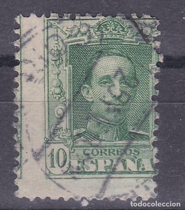 LL11- ALFONSO XIII VAQUER VARIEDAD DENTADO (Sellos - España - Alfonso XIII de 1.886 a 1.931 - Usados)