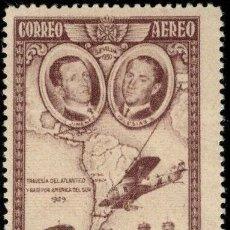 Sellos: ESPAÑA 1930 PRO UNIÓN IBERO. EDIFIL 590 VALOR CLAVE MNH** BUEN EJEMPLAR FOTOS V.CAT 325€. Lote 195510158