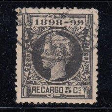 Sellos: 1898 EDIFIL 240 USADO. ALFONSO XIII (220). Lote 195520643