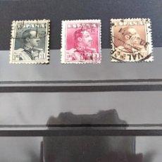 Sellos: SELLOS ALFONSO XIII TIPO MEDALLON ESPAÑA. Lote 197026810