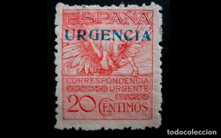 ESPAÑA - 1930 - ALFONSO XIII - EDIFIL 489 - MH* - NUEVO - CENTRADO - VALOR CATALOGO 50€. (Sellos - España - Alfonso XIII de 1.886 a 1.931 - Nuevos)