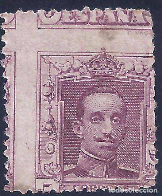 EDIFIL 311 ALFONSO XIII. TIPO VAQUER 1922 (VARIEDAD...311DV Y 311DH) VALOR CATÁLOGO: 198 €. MNH ** (Sellos - España - Alfonso XIII de 1.886 a 1.931 - Nuevos)