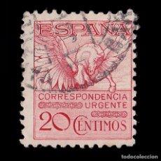 Sellos: 1931.U PEGASO.20C.ROSA.USADO.EDIFIL 592 A. Lote 197972561