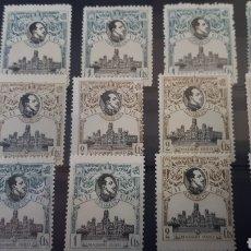 Sellos: SELLOS DE ESPAÑA CON GOMA ORIGINAL AÑO 1920 EDIF.297 Y 298 Y68. Lote 202864126