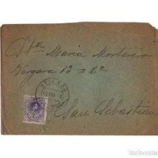 Sellos: CARTERÍA, MATASELLOS. ATIENZA.(GUADALAJARA).1913.. Lote 204171327
