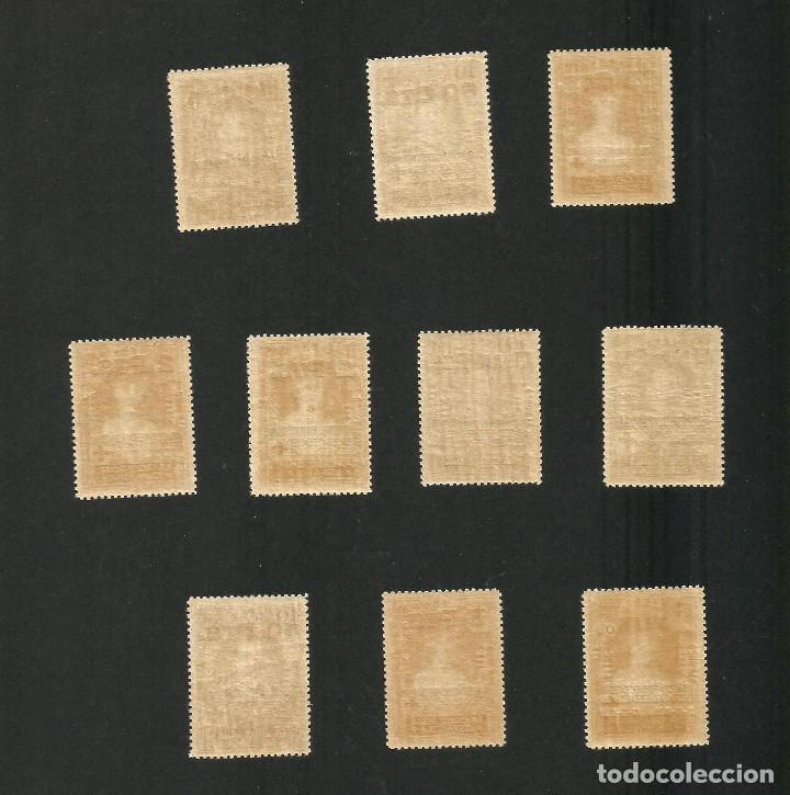 Sellos: 1927 XXV Aniversario coronación Alfonso XIII. Sellos España. - Foto 2 - 206931155