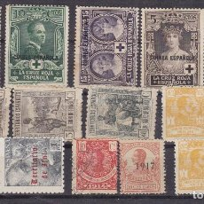 Sellos: HP6-7- LOTE 16 SELLOS COLONIAS AFRICA ANTIGUOS . INTERESANTES. Lote 206951405