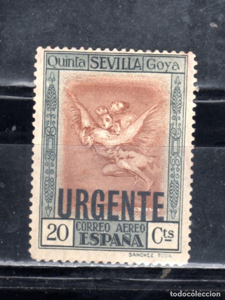 ED Nº530*QUINTA DE GOYA, NUEVO CON SEÑAL DE FIJASELLOS (Sellos - España - Alfonso XIII de 1.886 a 1.931 - Nuevos)