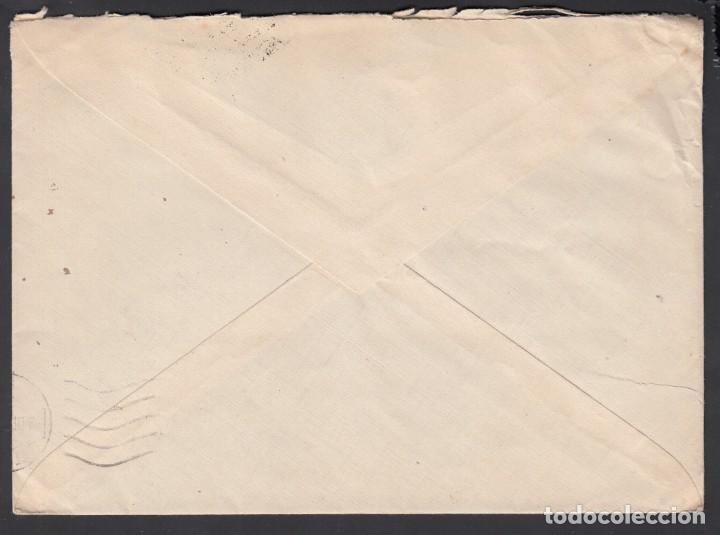 Sellos: CARTA, Melilla a Victoria, Franquicia *FUERZAS REGULARES INDÍGENAS, GRUPO DE ALHUCEMAS* - Foto 2 - 208196065