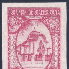 Sellos: EDIFIL 579 PRO UNIÓN IBEROAMERICANA 1930 (VARIEDAD 579CCAS... ROSA). VALOR CATÁLOGO: 42 €. MNH **. Lote 210557663