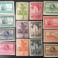 Sellos: 1929-ESPAÑA PRO EXPO. SEVILLA Y BARCELONA EDIFIL 434/47 MNH** - NUEVO SIN CHARNELA-. Lote 210568517