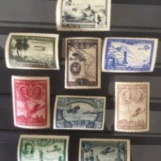Sellos: 1930-ESPAÑA UNIÓN IBEROAMERICANA EDIFIL 583/91 MNH** - NUEVO SIN CHARNELA- BIEN CENTRADA. Lote 210647901