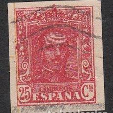 Sellos: 1922 SELLO NUM. 317 A SIN DENTAR Y USADO. Lote 212385653