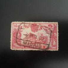 Sellos: EDIFIL 262 USADO 40 CENTIMOS ROSA EL QUIJOTE ESPAÑA 1905. Lote 212467615