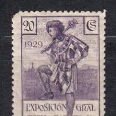 Timbres: 1929 EDIFIL 439* NUEVO CON CHARNELA. PRO EXPOSICIONES SEVILLA Y BARCELONA (720). Lote 213383126