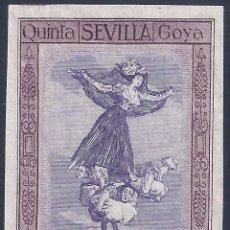 Selos: EDIFIL 526 QUINTA DE GOYA. CORREO AÉREO 1930 (VARIEDAD 526S...SIN DENTAR). MLH.. Lote 217710260